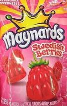Maynards Swedish Berries 10 bags 355g each Canadian Made  - $79.99