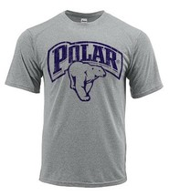 Polar Beer Dri Fit graphic beer T-shirt moisture wicking sun protection SPF tee image 2