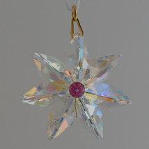 Aurora Borealis Crystal Daisy image 6
