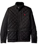 U.S. Polo Assn. Men's Diamond Quilted Jacket Zipper closure - Choose SZ/... - $99.99+