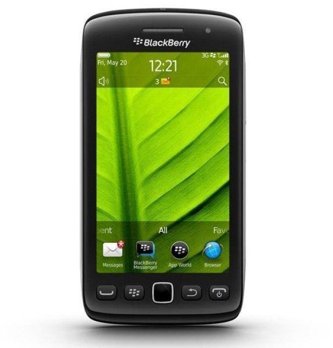 "Blackberry Torch 9860 | 3.7"" 4GB (GSM UNLOCKED) Smartphone | Black"