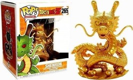 "Funko Pop! Animation Dragon Ball Z Shenron #265 (Gold) ""Hot Topic Exclus... - $59.95"