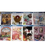 Annie's Attic Plastic Canvas for Baby Noah's Ark, Hobby Horse Rocking Ho... - $9.95