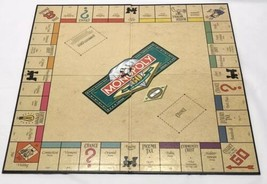 Replacement Game Board Only For Monopoly 60th Anniversary Edition - $9.79