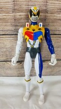 2002 Bandai SPD Omega Battlized Power Ranger with Lights Sounds 12 in Tall - $14.54