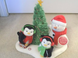 Hallmark Jingle Pals Animated Singing Very Merry Trio w/Tag-FREE SHIPPING - $29.69