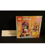 Rapunzel's Castle bedroom Lego Disney 41156 - 156 pieces Tangled the series - $55.56