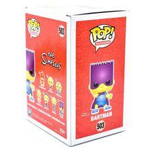 Funko Pop! Television The Simpsons Bart Simpson as Bartman #503 Vinyl Figure image 4