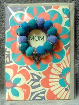 Brand New•Hallmark•Signature Collection•Mother's Day•Card•Bracelet•Handmade•Rare - $9.99