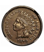 1870 Indian Head cent great year,Guaranteed and Fast expedited shipping - €2,60 EUR