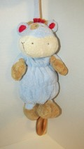 Baby Gund Tippy Musical Woodles The Cow Musical Lullaby Soft Toy rock a ... - $10.68