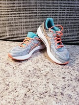 ASICS Size 7M Womens Gel Fortitude T5G8N Running Athletic Shoe Lightly Used - $23.08