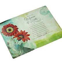 Abbey Gift Woman of Faith Cutting Board - £17.88 GBP
