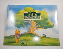 Disney Store Exclusive Lithograph Portfolio ~ Pooh's Grand Adventure SEALED - $14.84