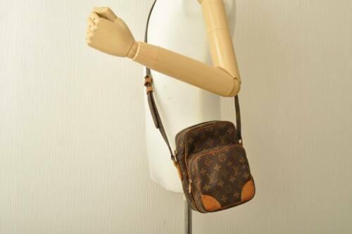 LOUIS VUITTON Monogram Amazon Shoulder Bag M45236 LV Auth 9683 **Sticky image 12