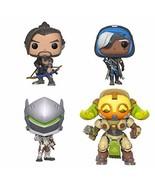 "Funko Games: Overwatch Series 4 Collectors Set - Hanzo, Genji, Ana, 6"" O... - $47.52"