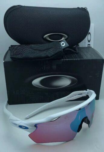 Neuf Oakley Lunettes de Soleil Radar Ev Chemin OO9208-4738 Blanc Cadre W / Prizm