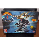 1998 Lost In Space Robot ERTL Model Kit New In The Box Sealed - $34.99