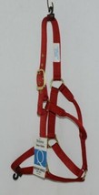 Valhoma 811QRD Red Value Halter Medium Eight to Eleven Hundred Pounds image 1