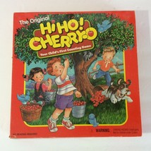 Parker Brothers Hi-Ho Cherry-O Childrens Game 1994 Complete  - $9.90