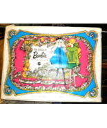Mattel Vintage  Doll Case - Barbie -1968 - $23.95