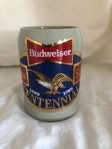 Budweiser North/ South Dakota 1889-1989 Centennial Stein - $10.89