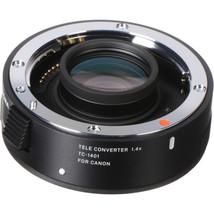 Sigma TC-1401 1.4x Teleconverter For Canon Ef - $337.26