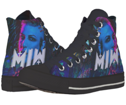 Motionless in White  Casual Canvas Shoes - $54.99