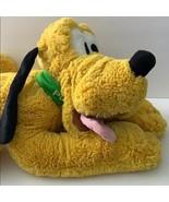 Authentic Disney Store Pluto Plush Dog Stuffed Animal Mickey Mouse - $27.88