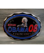 President BARACK OBAMA 2008 Belt Buckle Souvenir Collector - $14.95
