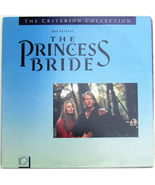 The Princess Bride on Laserdisc Cary Elwes and Robin Wright Comedy Fanta... - $17.99
