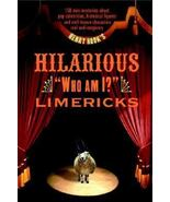 Henry Hook's Hilarious Who Am I? Limericks by H... - $5.29