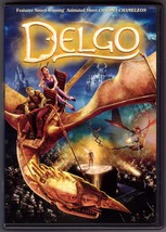 Delgo Animated Feature DVD Jennifer Love Hewitt Val Kilmer Burt Reynolds... - $3.99