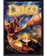 Delgo Animated Feature DVD Jennifer Love Hewitt Val Kilmer Burt Reynolds... - $4.50