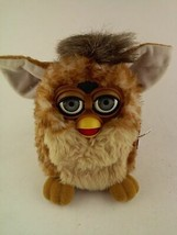 Furby 1998 Tiger Electronics Brown/White - $24.73
