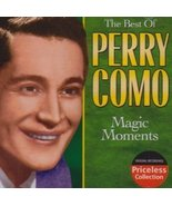 Magic Moments: The Best of Perry Como by Perry ... - $2.79