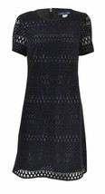 NEW Tommy Hilfiger Women's Velvet Lace A-Line Dress NWT size 6 $150 MSRP - $57.82