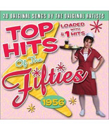 Top Hits of the 50s Volume 1 1956 (CD, Mar-2006... - $4.29