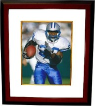 Barry Sanders unsigned Detroit Lions 8x10 Photo Custom Framed - $59.95