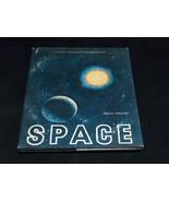1960 Space Marian Tellander Follett Pub. Co. Science Libro W / Dust Cubi... - $21.92