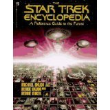 Primary image for The Star Trek Encyclopedia a Reference Guide to the Future [Paperback] By Micha