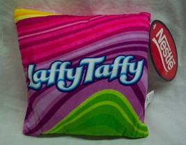 "Nestle LAFFY TAFFY CANDY 7"" Pillow Plush STUFFED ANIMAL Toy NEW w/ TAG - $14.85"