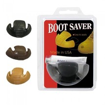 Boot Saver Toe Guards Work Boots Protector - Boot Toe Repair - 3 Colors ... - $15.99