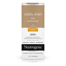 Neutrogena Visibly Even Daily Facial Moisturizer With Broad (Pack of 1) - $21.10