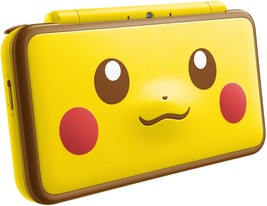 Nintendo 2DS XL - Pikachu Edition Handheld Entertainment Console JAN-001... - $179.31