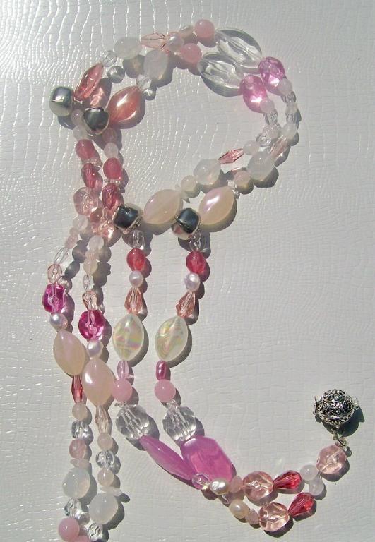 Rescue gemstone rhythm beads