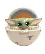 "NEW 2021 Star Wars The Child Baby Yoda Grogu 7"" Ceramic Bust Bank - $24.74"