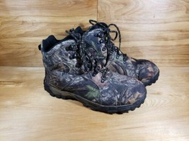 Herman Survivors Hunter Camo Boots Thinsulate 400 Grams Mens Sz 13 - $42.52