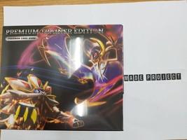 "Pokemon cards Sun&Moon ""Premium Trainer Edition"" / Korean Ver Official G... - $38.32"