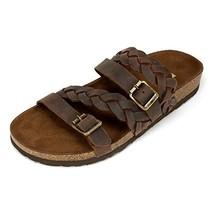 White Mountain Shoes 'holland' Women's Sandal 8 M, Brown - $28.41